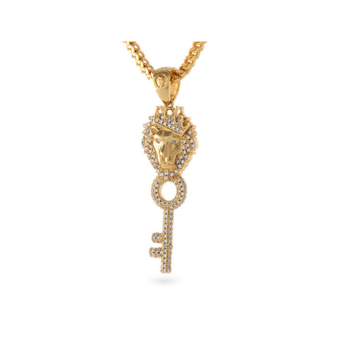 The 14K Gold Major Key Necklace