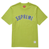 Supreme Printed Arc S/S Top- Lime