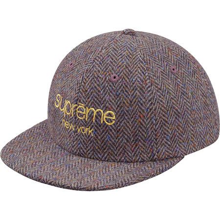 Supreme Wool Herringbone Cap