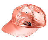 Supreme The North Face Metallic 6-Panel Rose Gold