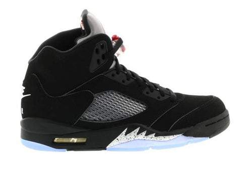 Jordan 5 Retro Black Metallic- 9.5