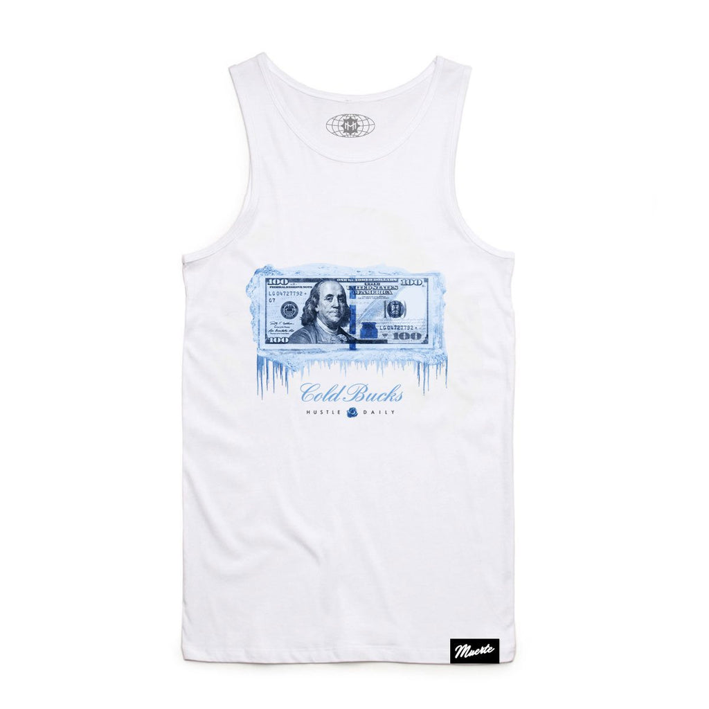 aj1 unc cold bucks tank top