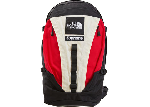 hot sale online 9ad94 e7de2 Supreme The North Face Expedition Backpack- White