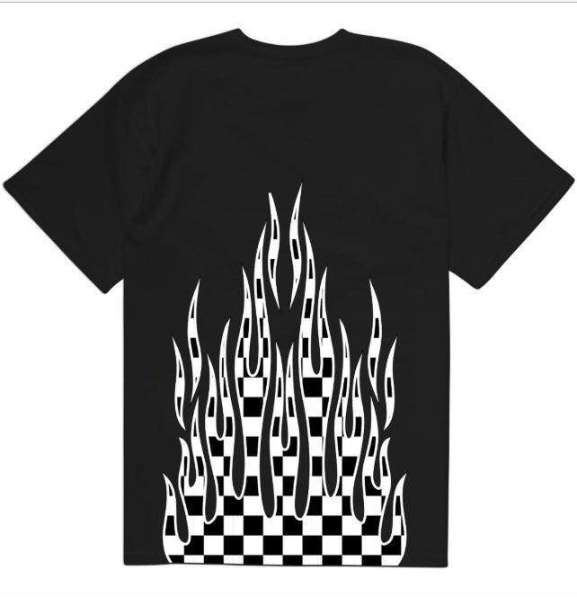 Wildin Out T-Shirt- Black