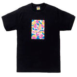 Bape x Anti Social Social Club LA Exclusive City Camo Box Tee- Black/Multi