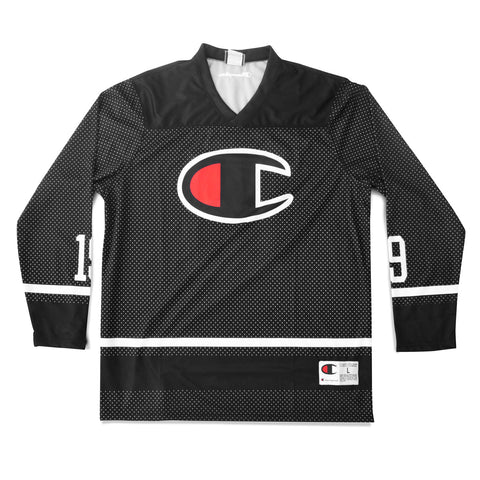 HOCKEY JERSEY (Black Dotted)