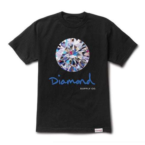 Brilliant Tee -Black