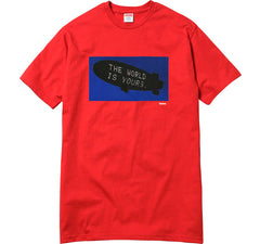 Supreme Scarface Blimp Tee- Red