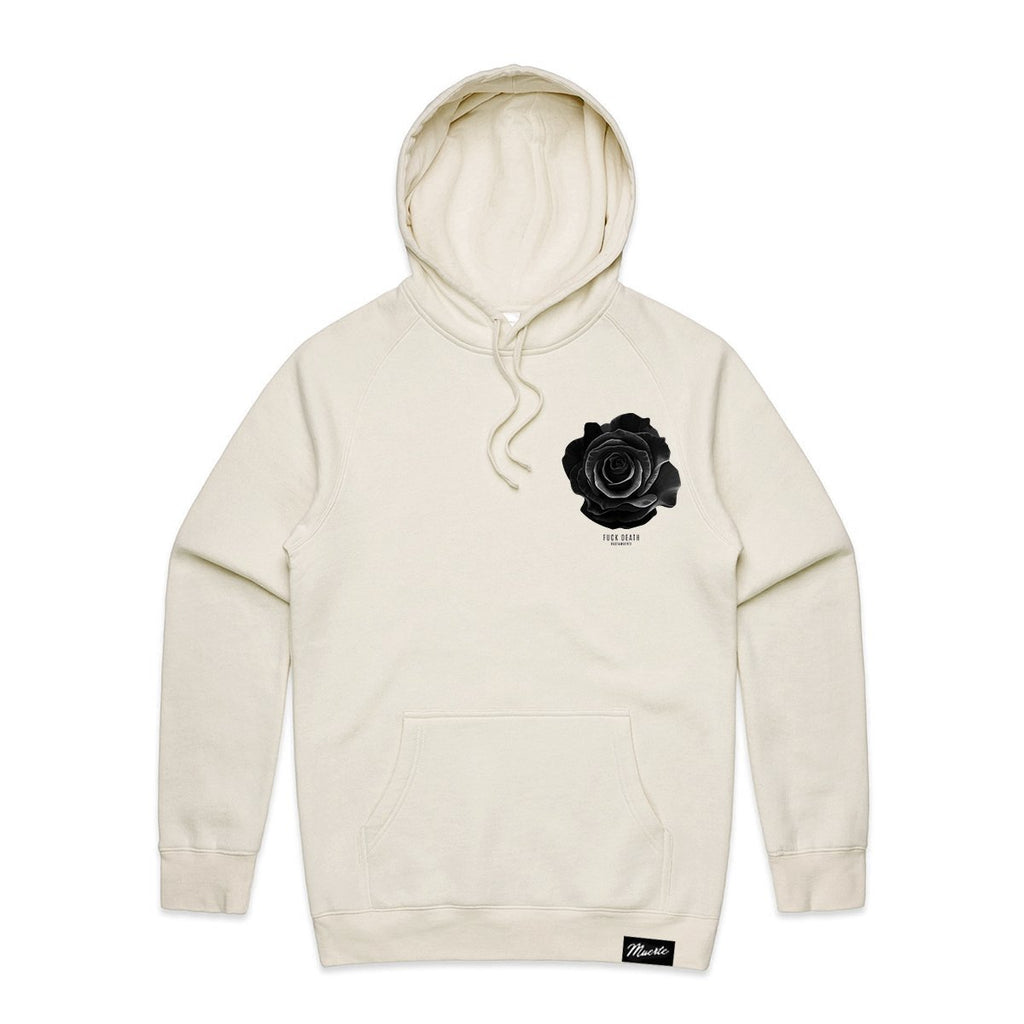 F DEATH ROSE POCKET Hoodie