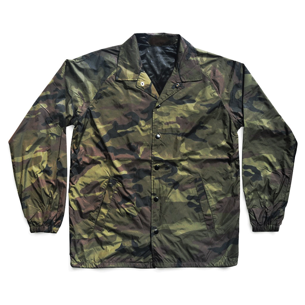 Camo Coaches Jacket