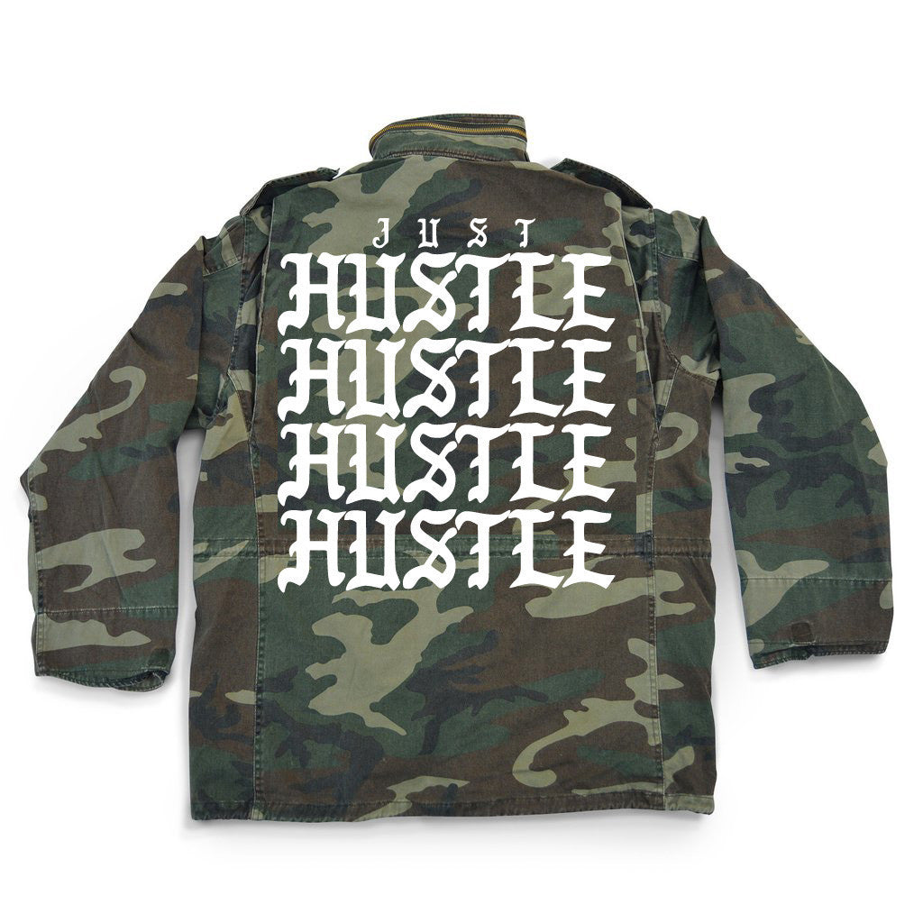 Just Hustle M-65 Jacket