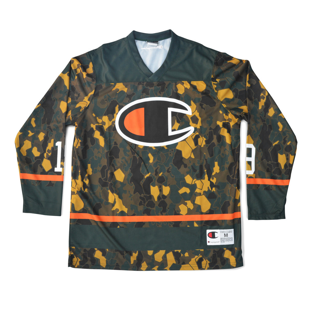 HOCKEY JERSEY (TAWNEY BROWN)