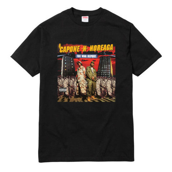 Supreme CNN The War Report Tee