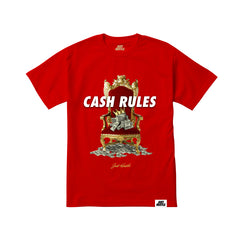 Cash Rules Throne