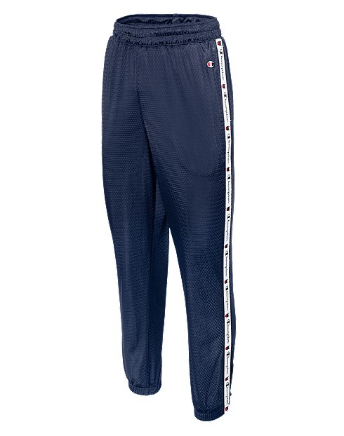 Champion Life Mesh Pants- Navy-2XL