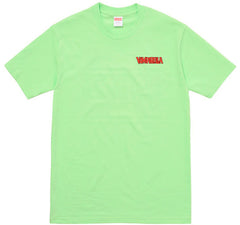 Supreme Vampirella Card Tee- Light Green