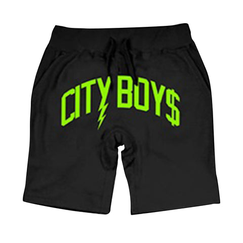 City Boy$ Shorts