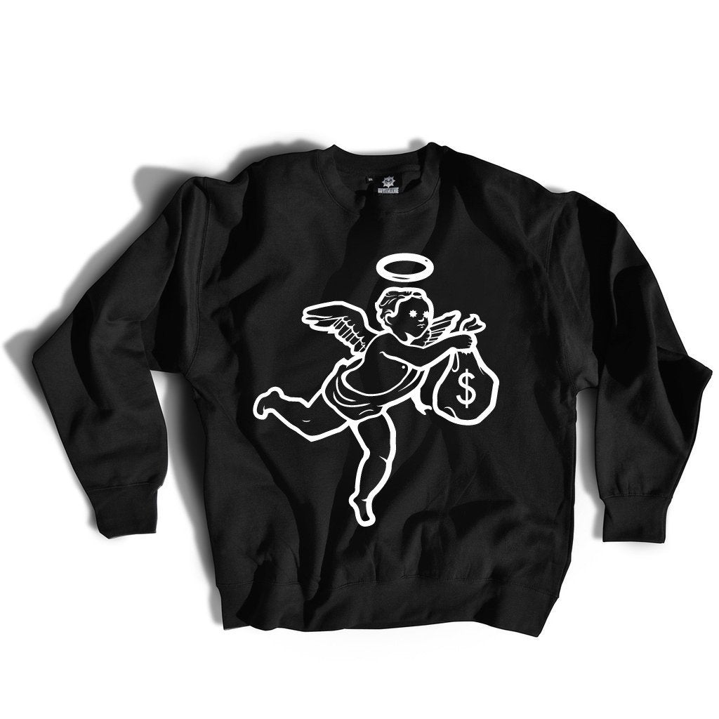 Angel Crewneck
