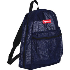 Mesh Backpack (NAVY)
