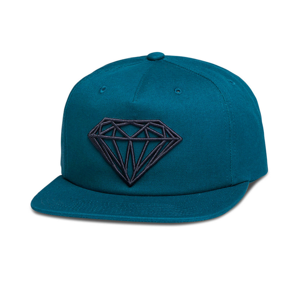 BRILLIANT UNSTRUCTURED SNAPBACK SU17