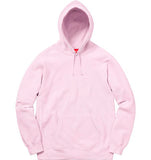 Channel Hooded Sweatshirt- Light Purple
