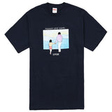 Supreme Heaven And Earth Tee- Navy