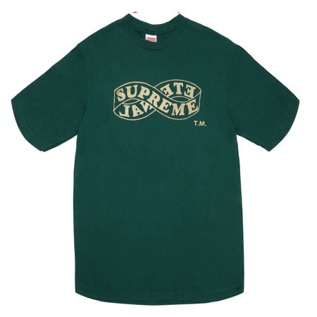 Supreme Eternal Tee (FW18)- Dark Green