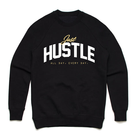 Everyday Hustle Crewneck