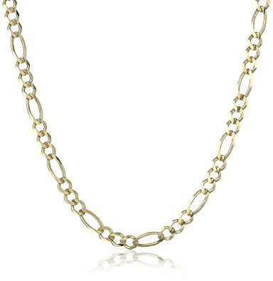 Figaro Chain- Gold