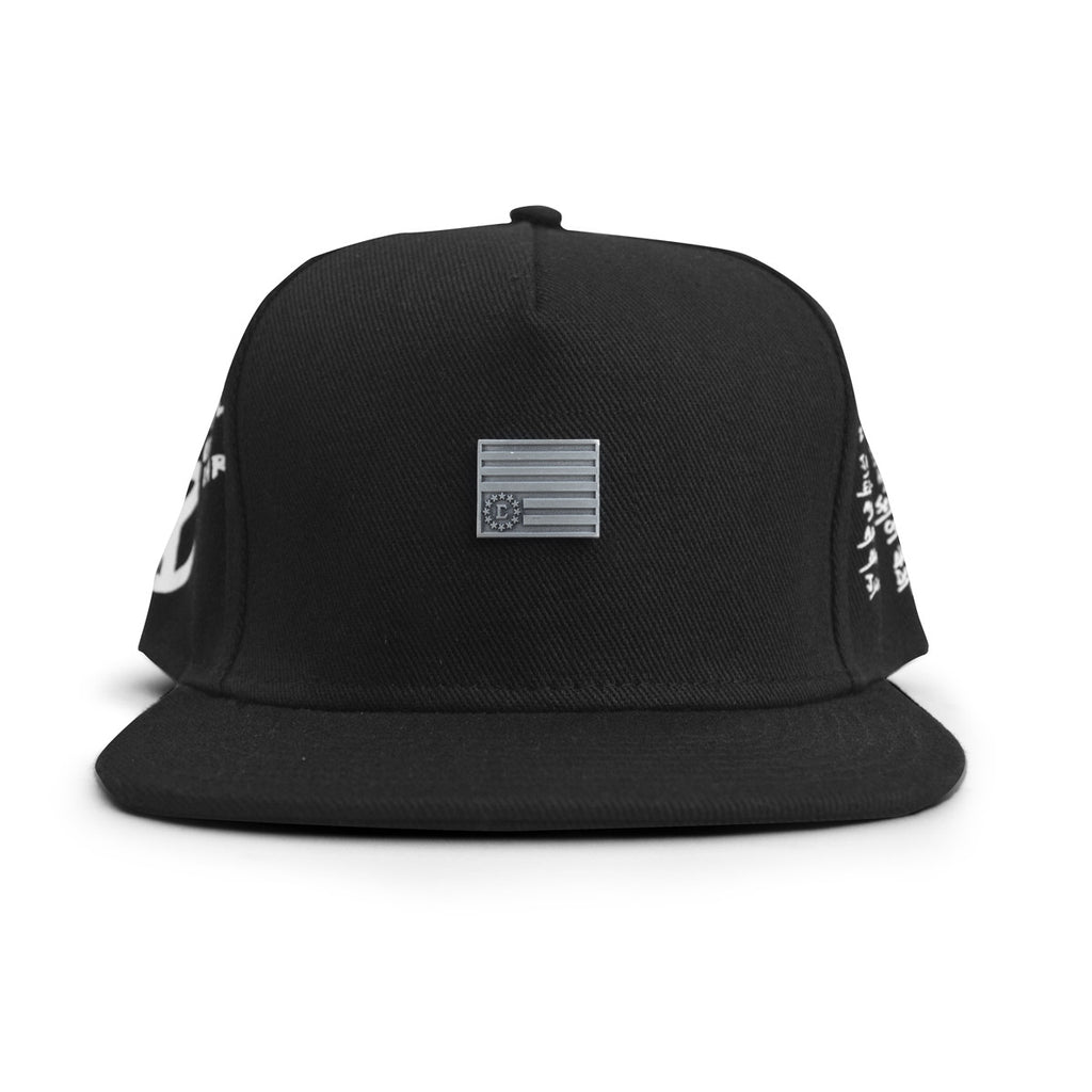 HELL ON EARTH SNAPBACK