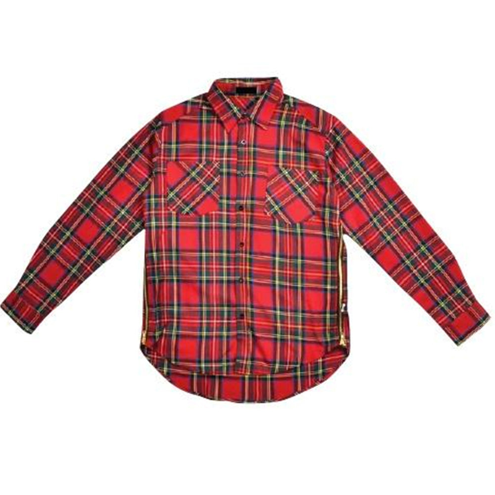 THE END FLANNEL