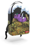 Purple Bear Ganja Backpack