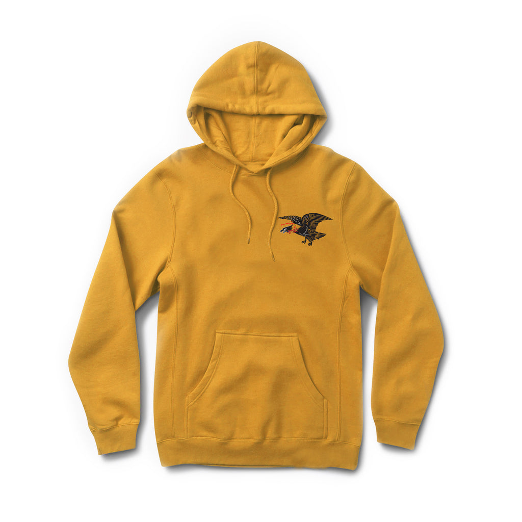 Cutthroat Sweatshirt -Gold