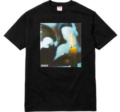 Supreme Candle Tee- Black