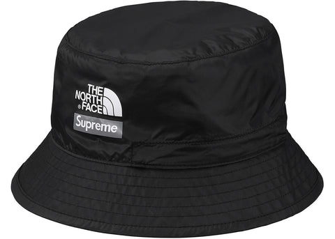 Supreme The North Face Snakeskin Packable Reversible Crusher- Black