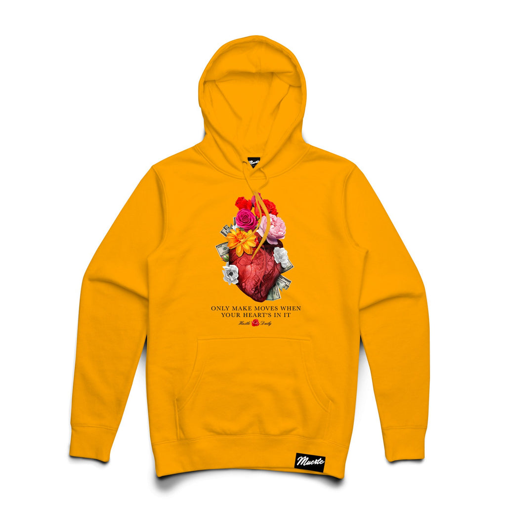 Heart's In It Hoodie