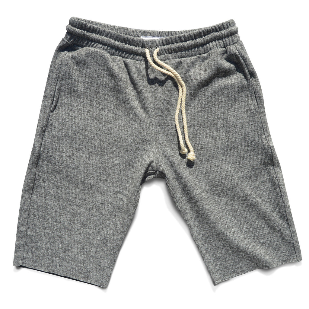 CEMENT SLUB SHORTS
