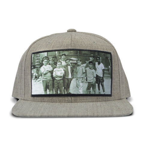 SANDLOT Snapback (Heather Grey)