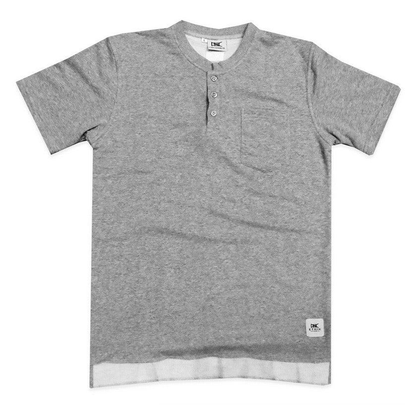 Settle Henley - Heather