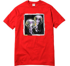 Supreme Jellyfish Tee- Red