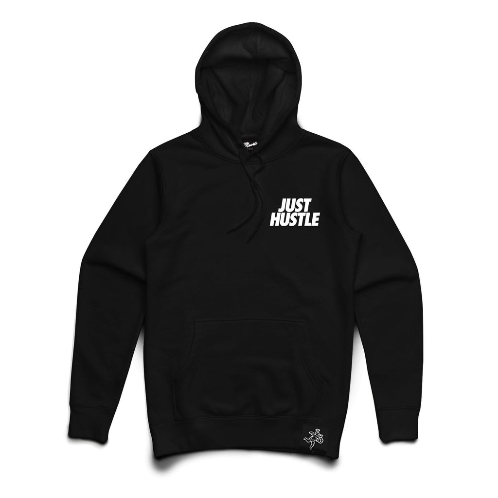 Just Hustle Pocket Hoodie Big and Tall