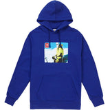 Supreme The North Face Photo Hooded Sweatshirt- Royal