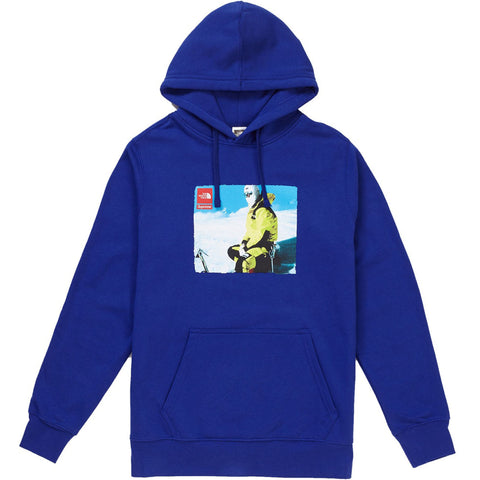 bd759e8c8737 Supreme The North Face Photo Hooded Sweatshirt- Royal