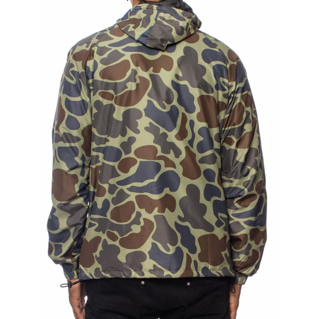 Duck Camo Pull Over
