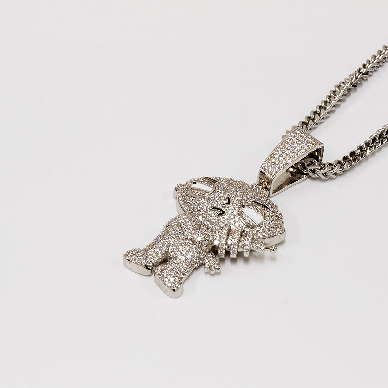 Iced Out Stewie Chain