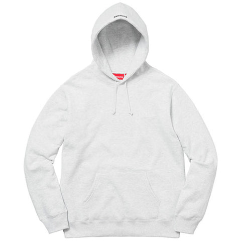 Supreme Illegal Business Hooded Sweatshirt- Ash Grey 7b6a1e5c1