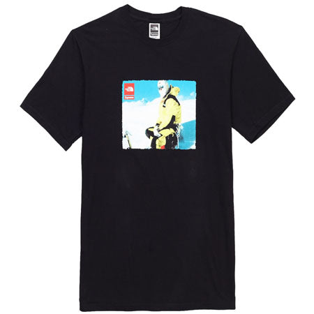 Supreme The North Face Photo Tee- Black