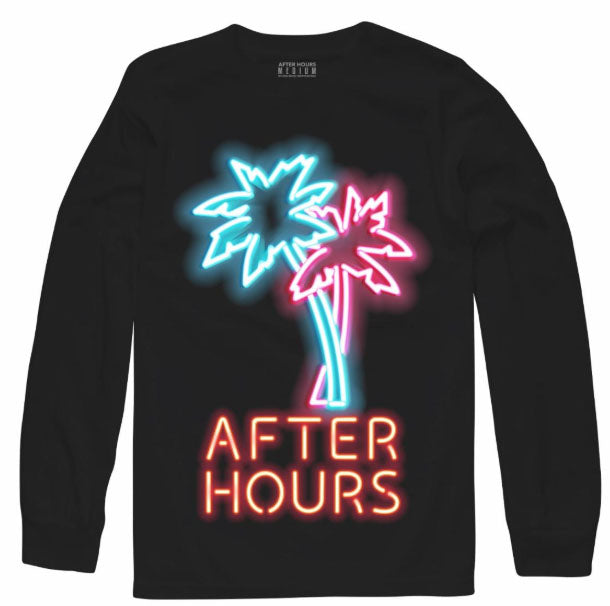 NEON NIGHTS LONGSLEEVE
