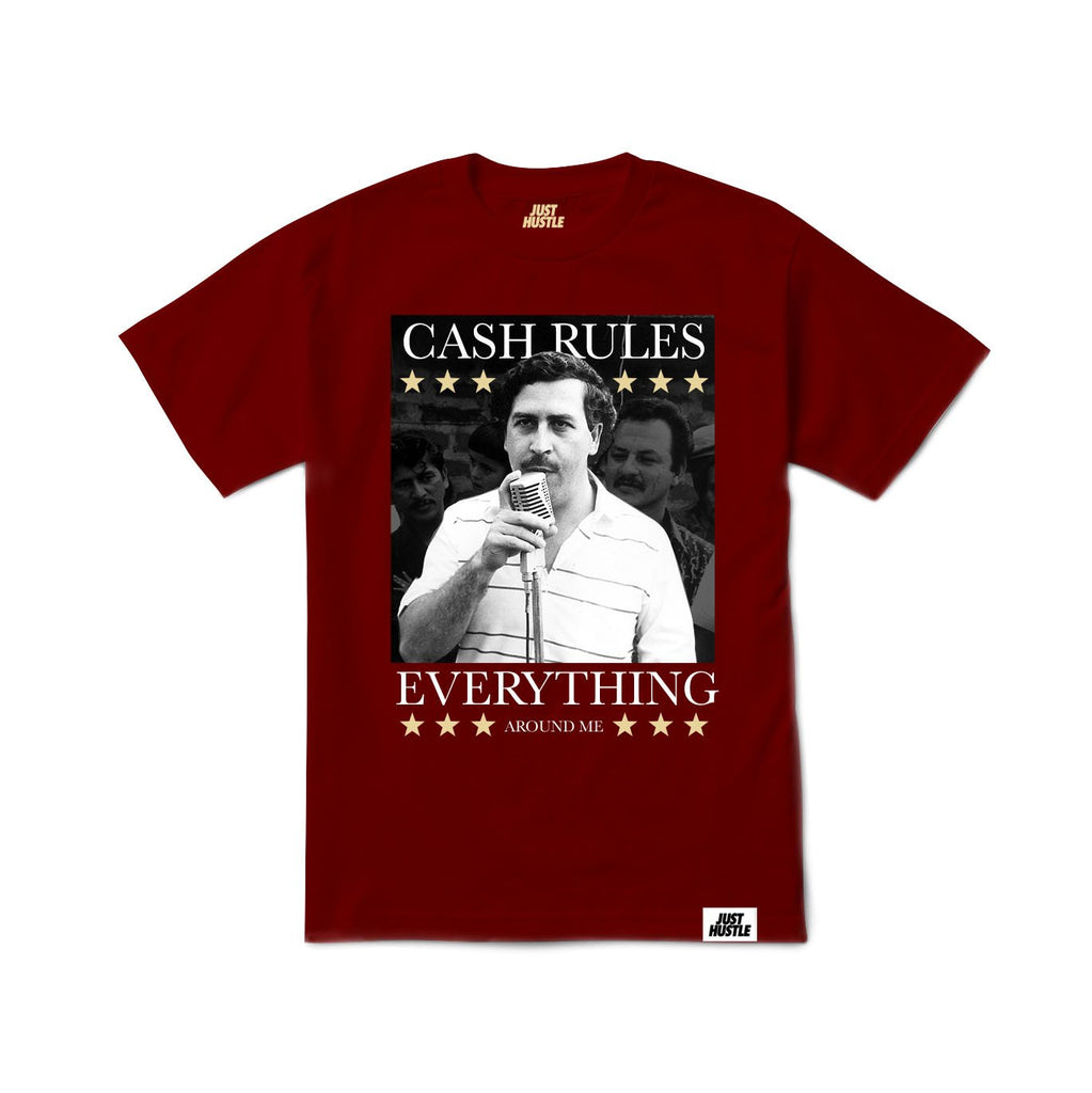 Pablo Cash Rules Everything