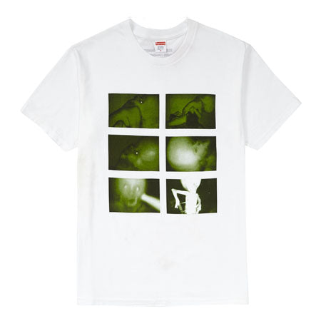 Supreme Chris Cunningham Rubber Johnny Tee- White